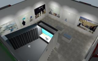 Progetto Mostra Triennale Milano
