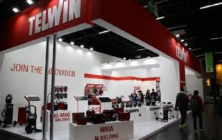 Telwin - Eisenwaremesse 2018