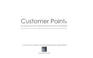 Customer Point - Copertina