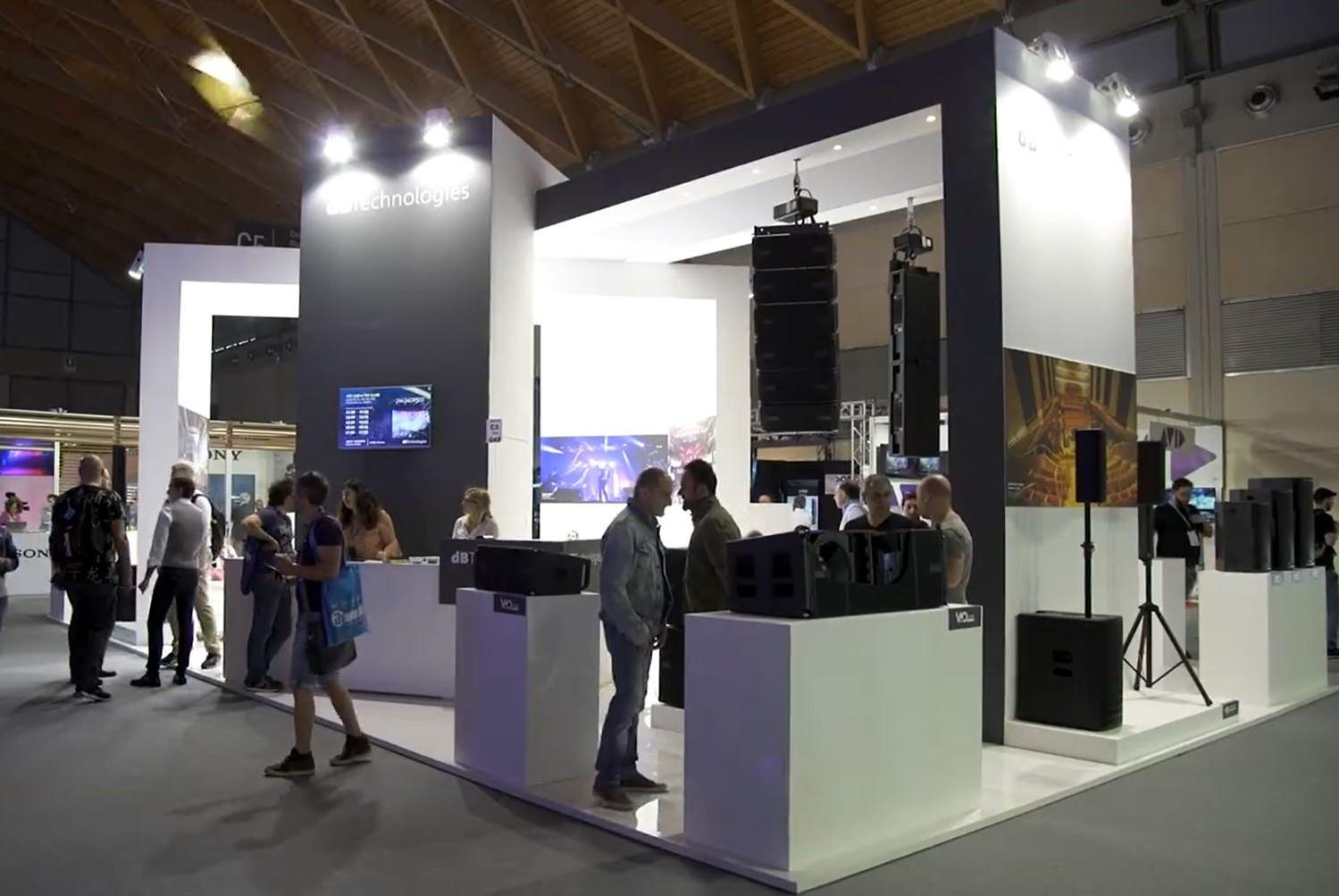 Foto stand Rimini