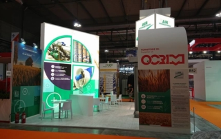 Foto stand Air International