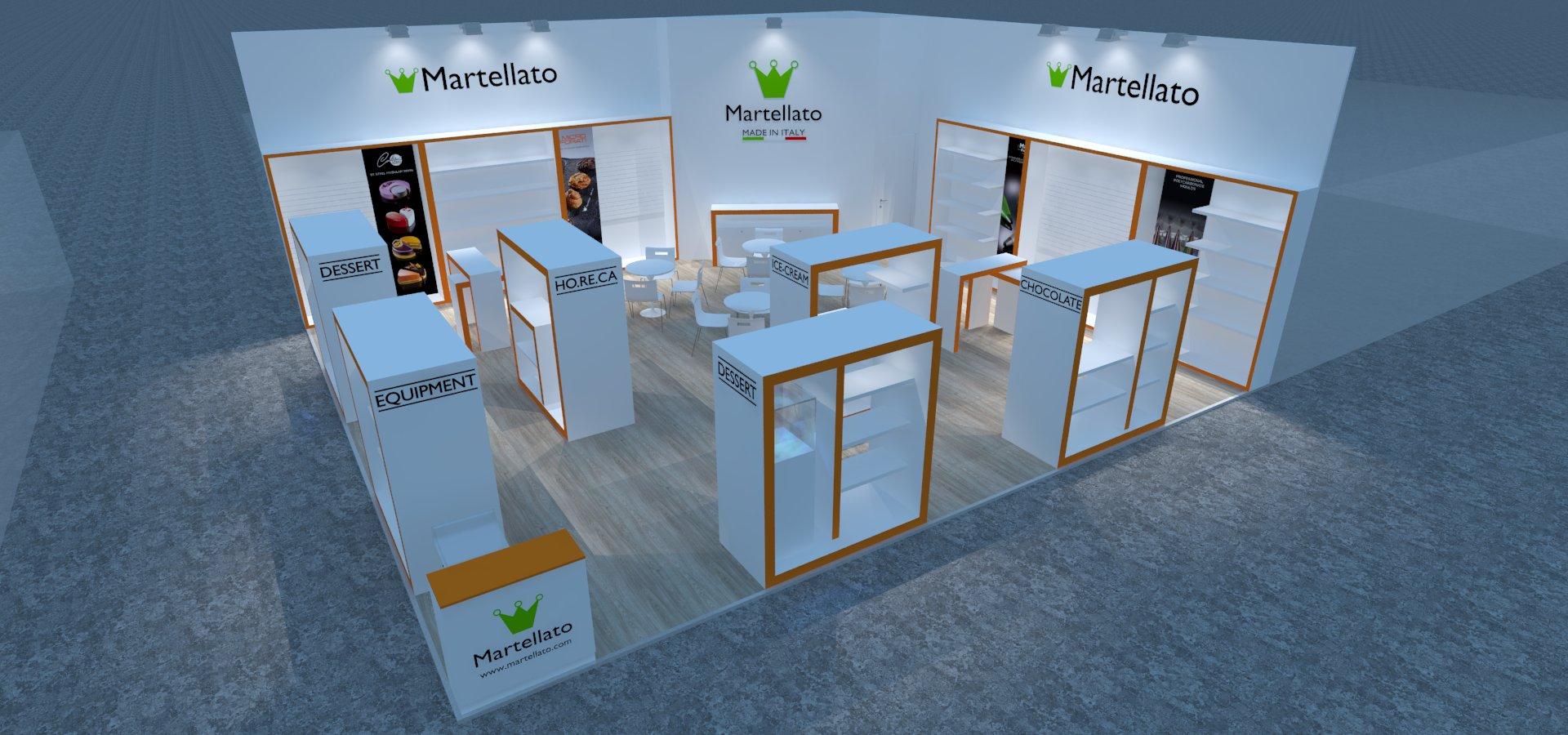 Martellato - Progetto IBA Monaco