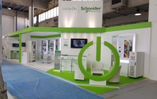 Foto 01 Schneider Electric Elettroexpo