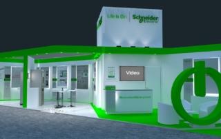 Progetto 01 Schneider Electric Elettroexpo