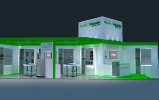 Progetto 02 Schneider Electric Elettroexpo