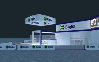 Biglia Progetto stand Bimu 05