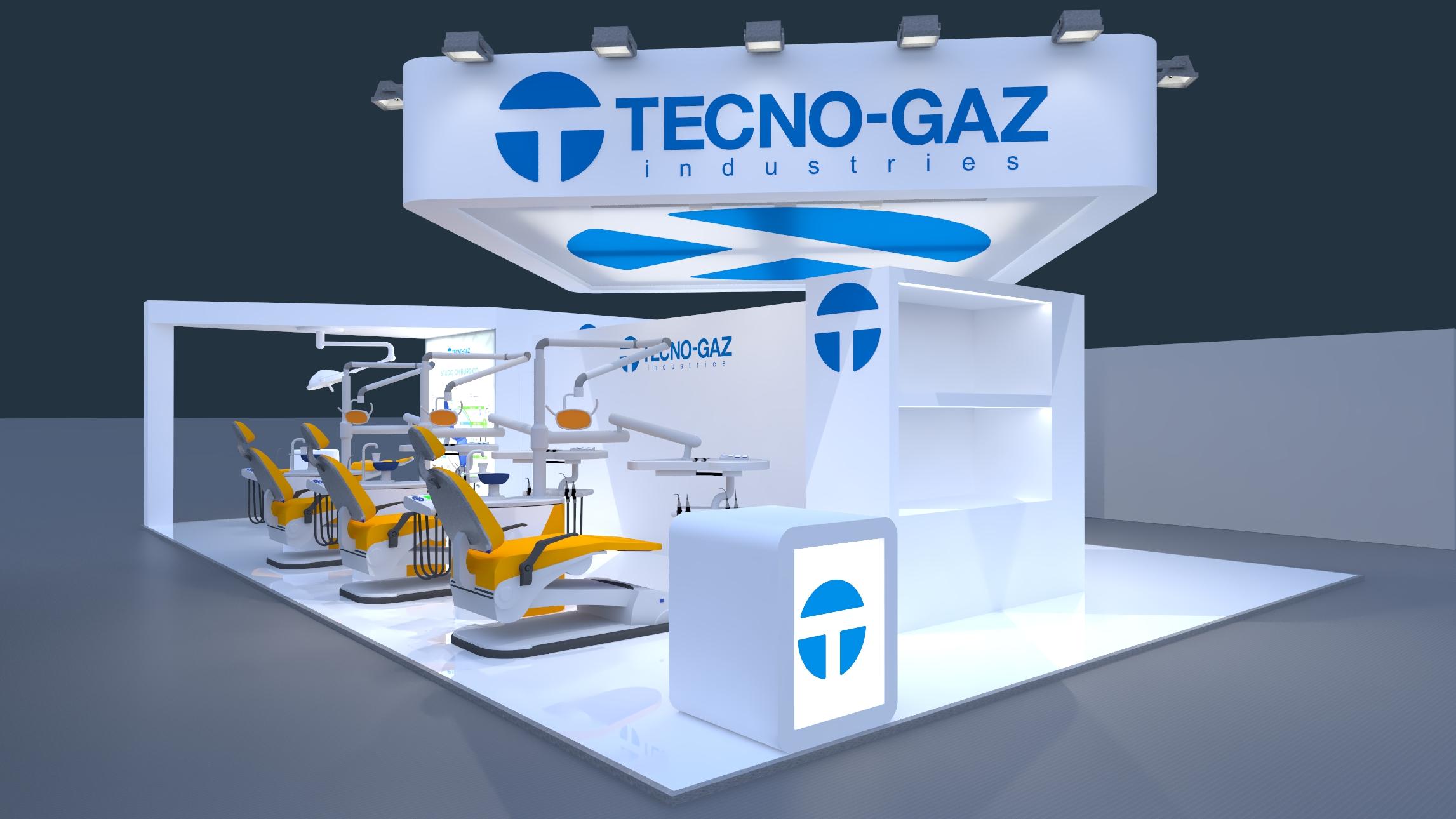 tecnogaz - Expodental 2019