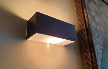 3D for you - Lampada da parete