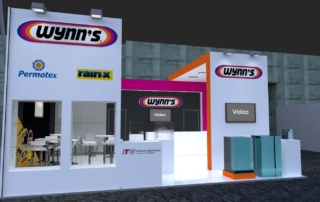 Progetto Stand Wynn's Autopromotec 2019