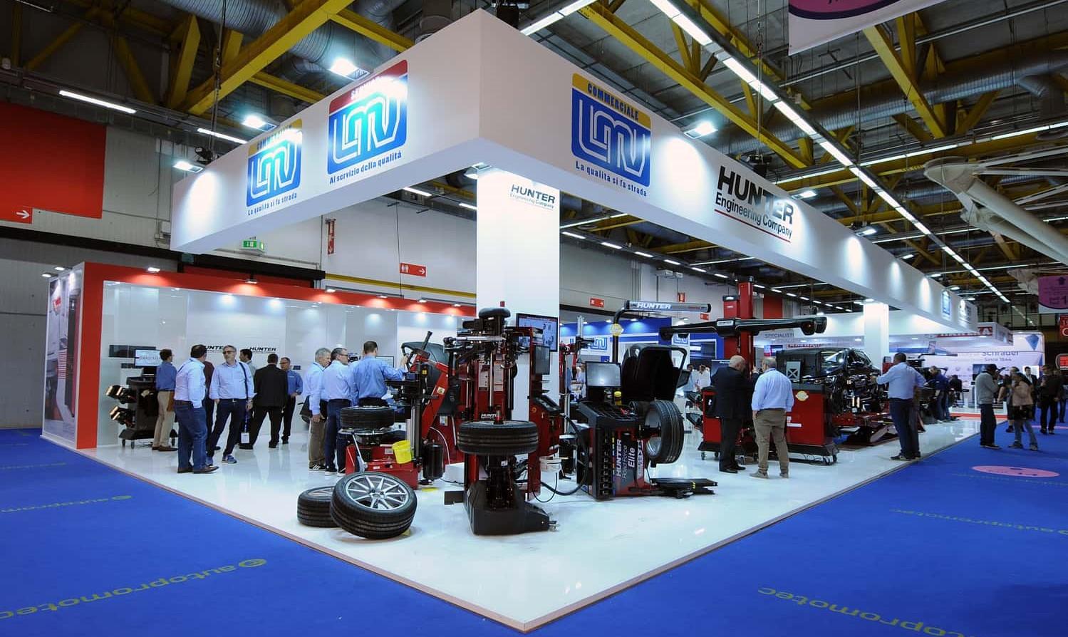 Commerciale LMV - Autopromotec 2019