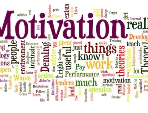 La motivazione in fiera