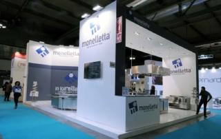 Foto stand Monelletta - Host