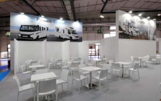 Foto Itineo - Salone del camper 2019