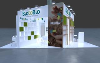 stand BiotoBio - Sana 2020