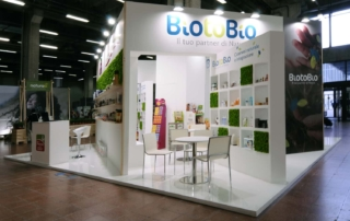 Foto stand BiotoBio - Sana 2020
