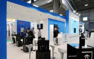 Gestione video in fiera