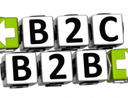 B2B o B2C in fiera