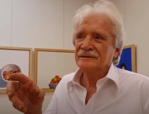 Luca Vernizzi in mostra